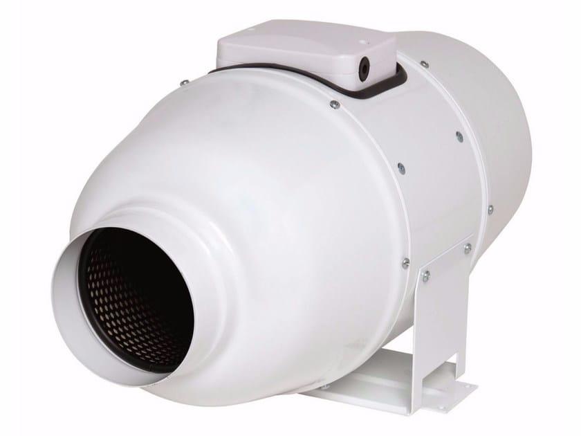 Ventilatore centrifugo assiale IN LINE XSILENT by ALDES