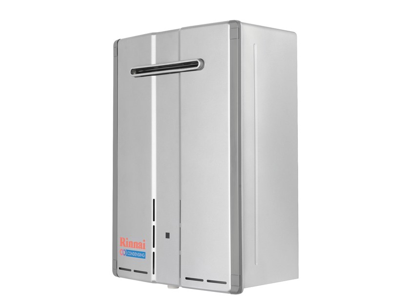 Gas water heater INFINITY K26e by Rinnai Italia