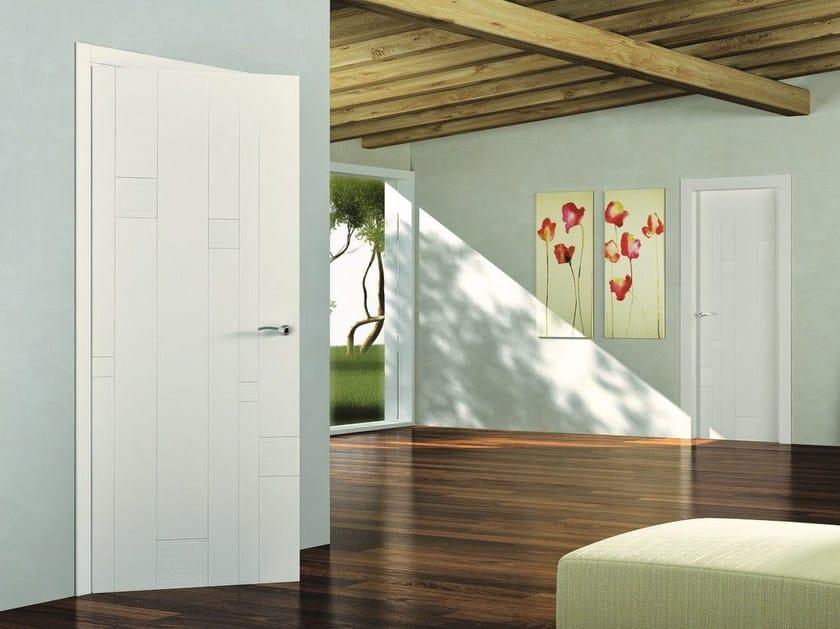 Porta a battente in legno INCANTO R by Pail Serramenti