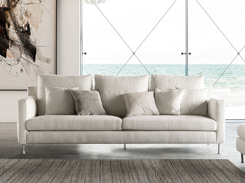 Fabric sofa INCONTRO | Fabric sofa by PIANCA