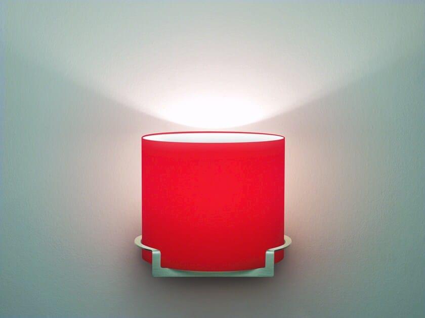 Indirect light Murano glass wall light VENUS | Indirect light wall light by IDL EXPORT