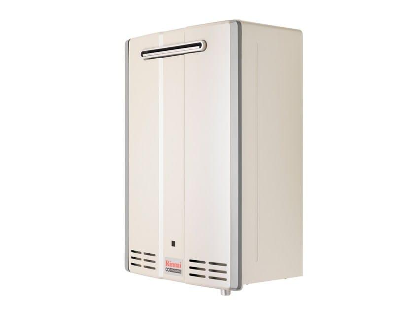 Scaldabagno a condensazione da esterno INFINITY KB32e - Rinnai Italia