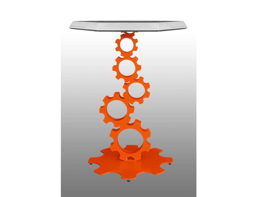 Metal high table INGRA FF by ZANITONI
