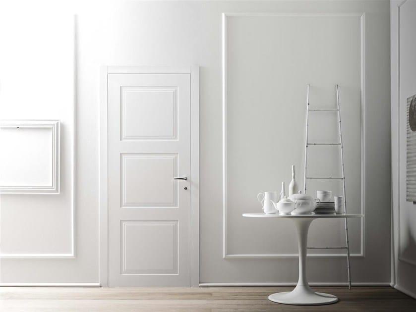 Hinged lacquered door INO by Door 2000
