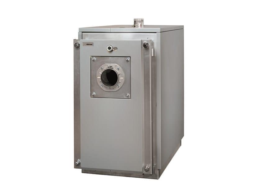 Floor-standing gas condensation boiler INOX COND - Sime
