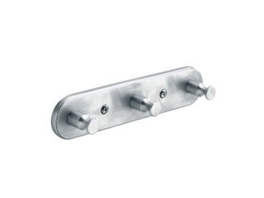 Stainless steel robe hook INOX | Stainless steel robe hook - INDA®