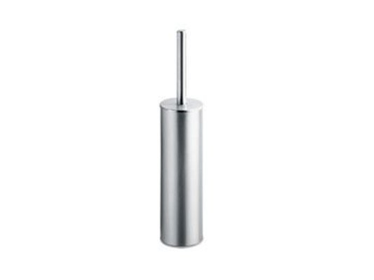 Stainless steel toilet brush INOX | Toilet brush by INDA®