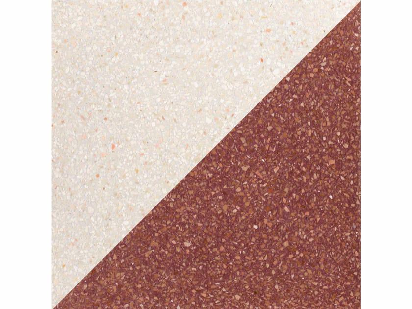 Marble grit wall/floor tiles INTERMEZZO by Mipa