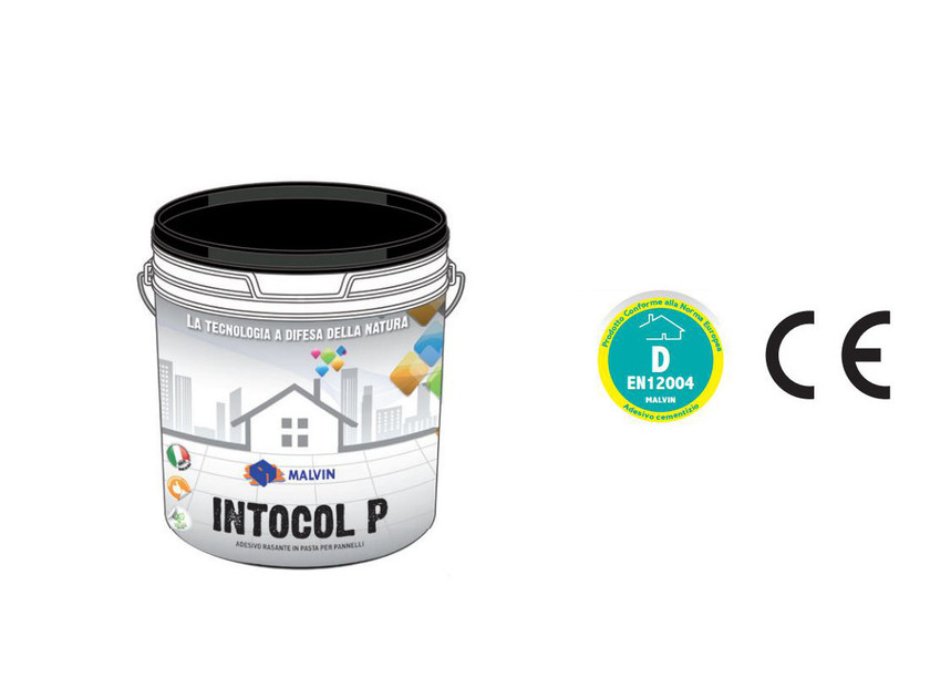 Smoothing compound INTOCOL P by malvin
