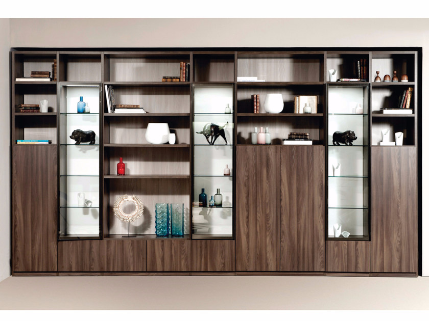 Sectional bookcase INTRALATINA 201510-A - ROCHE BOBOIS