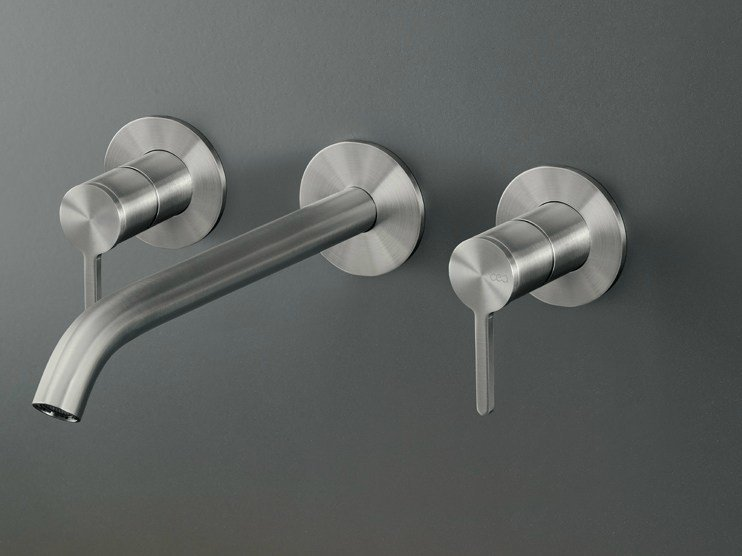 Wall mounted set of 2 individual taps INV 32 - Ceadesign S.r.l. s.u.