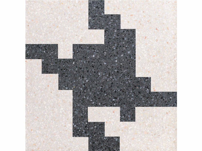 Marble grit wall/floor tiles INVADERS XXL - Mipa