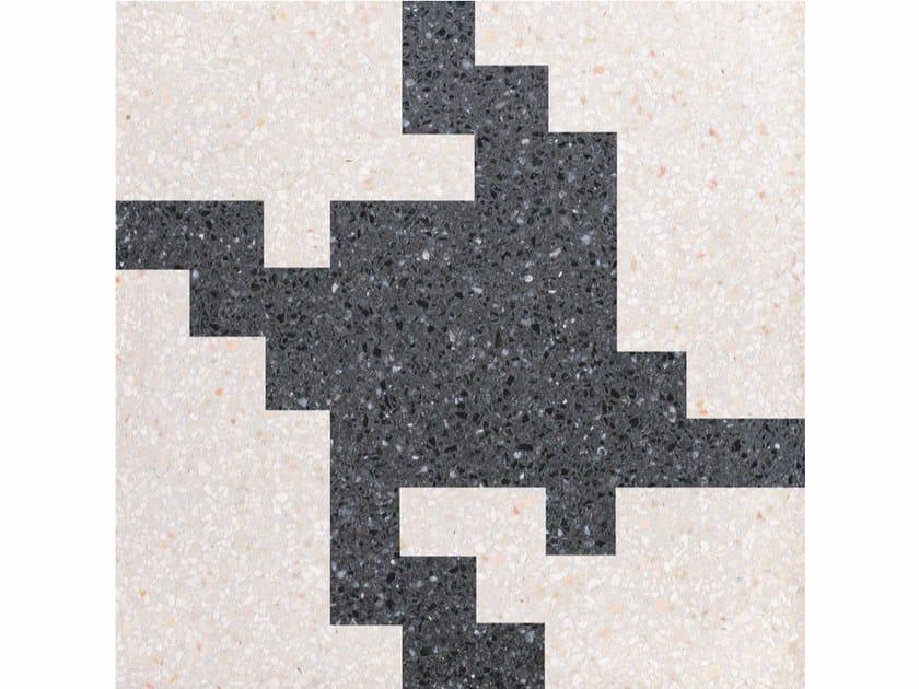 Marble grit wall/floor tiles INVADERS XXL - Mipa