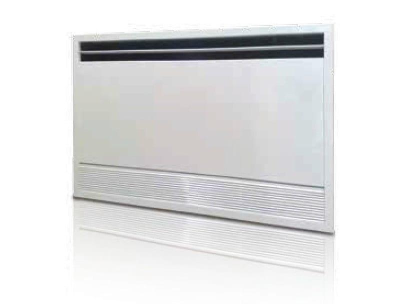 Floor-standing fan coil unit INVISIBLE INVERTER PLUS by RIELLO