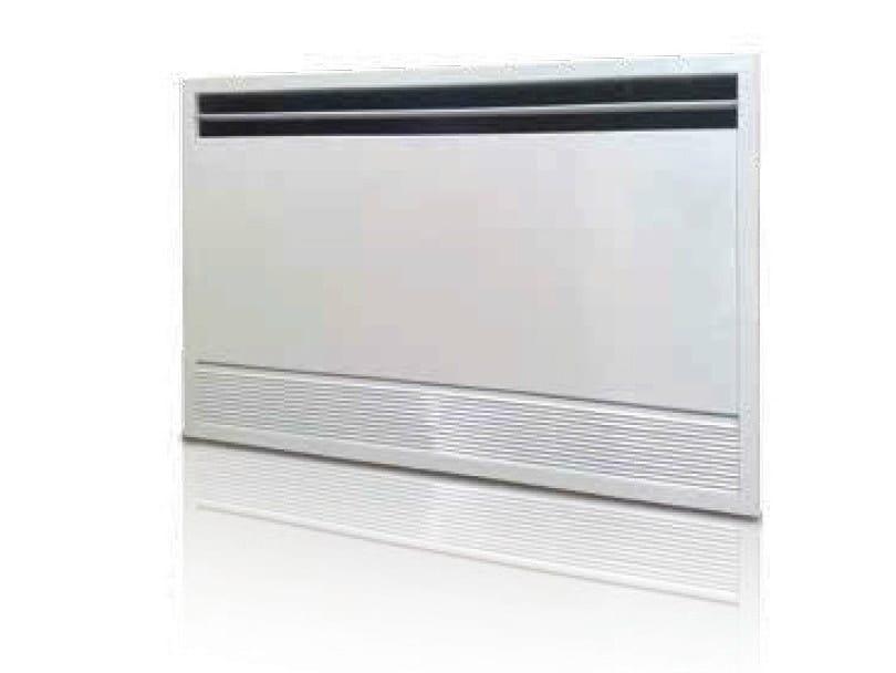 Floor-standing fan coil unit INVISIBLE INVERTER by RIELLO