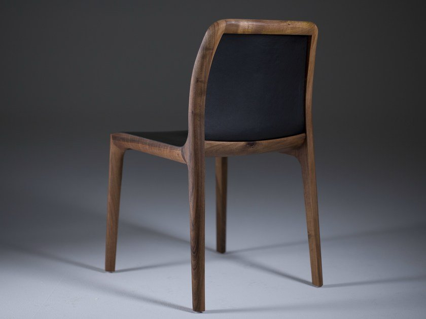 Solid wood chair INVITO | Chair - Artisan