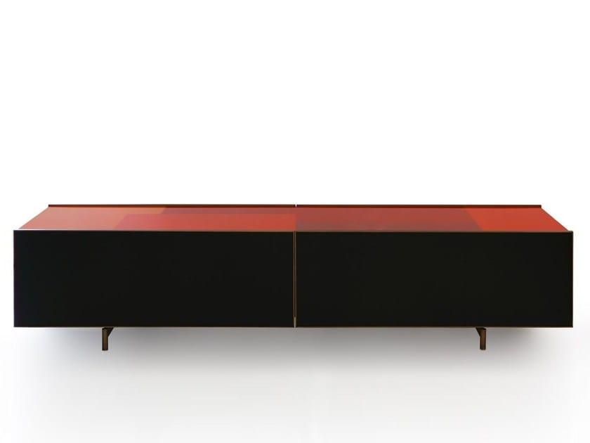 Lacquered sideboard IPERCOLORE - Porro