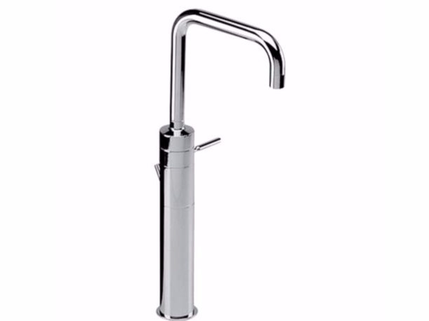 Countertop single handle washbasin mixer with adjustable spout IQ - A6007 - Ideal Standard Italia