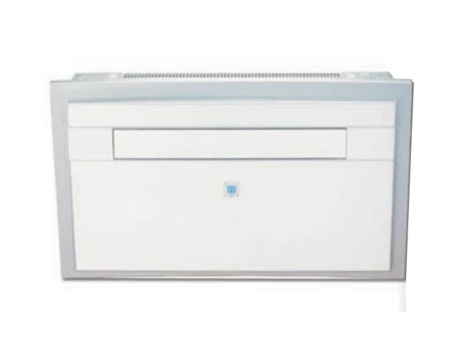 Floor mounted monoblock air conditioner without external unit IQ - ICOOL | Monoblock air conditioner - TEKNO POINT ITALIA