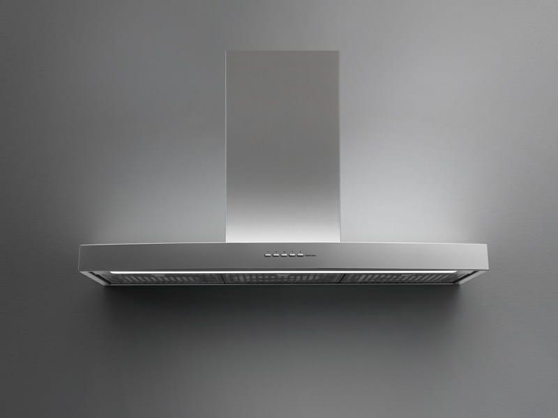 Wall-mounted stainless steel cooker hood IRIDE - Falmec