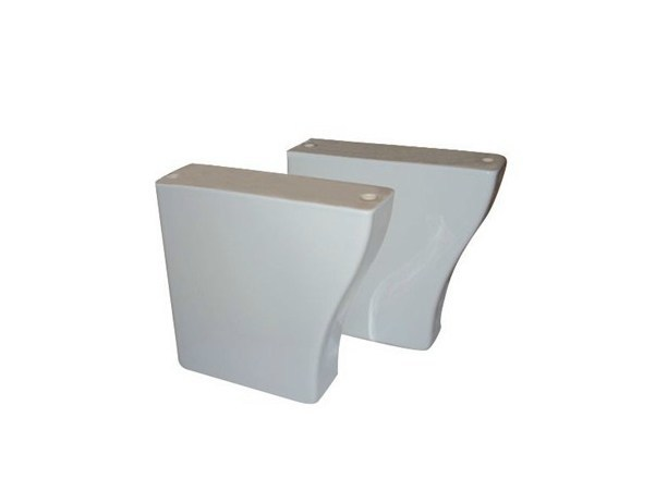 Ceramic sanitary module for washbasins ISIDE | Sanitary module - GALASSIA