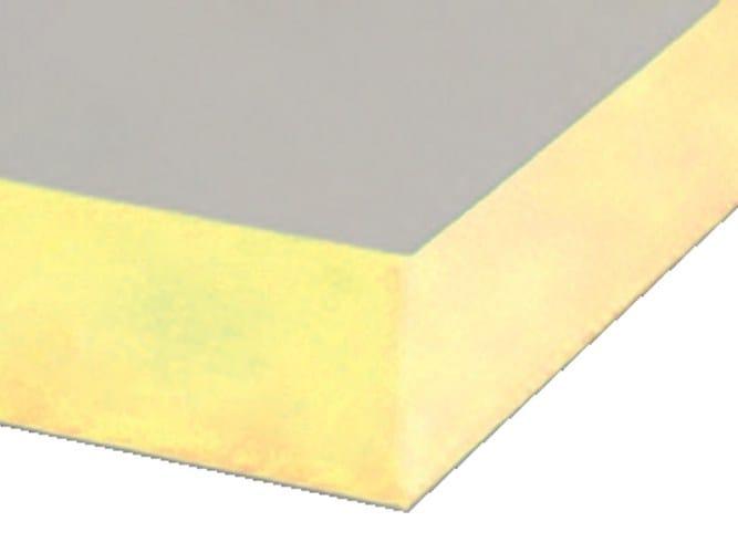 Polyurethane thermal insulation panel ISO-PIR VS - Imper Italia