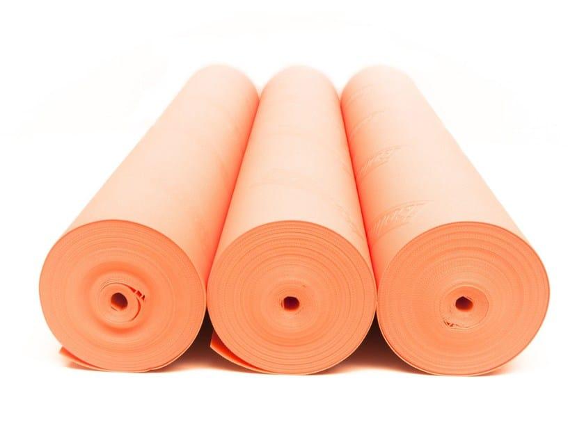 Acoustic mat underlay for parquet ISOLDRUM N - Isolmant - TECNASFALTI