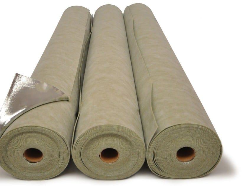 Impact insulation system ISOLDRUM PU RADIANTE FR - Isolmant - TECNASFALTI