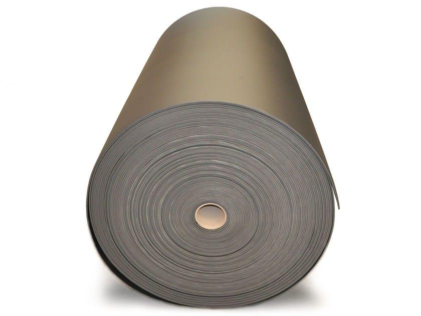 Polyethylene Impact insulation system IsolDrum Sport by Isolmant