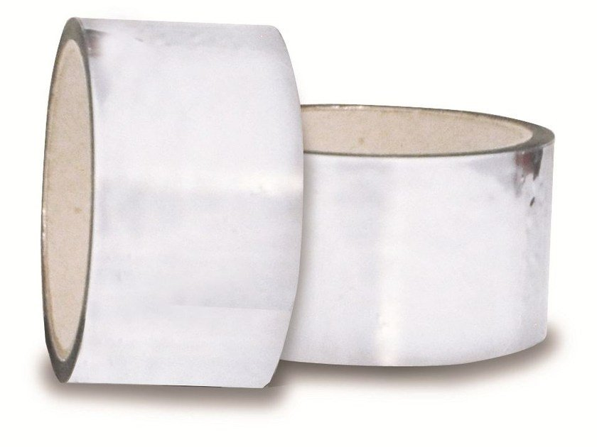 Seal and joint for insulation product ISOLMANT aluminate adhesive strip - Isolmant - TECNASFALTI