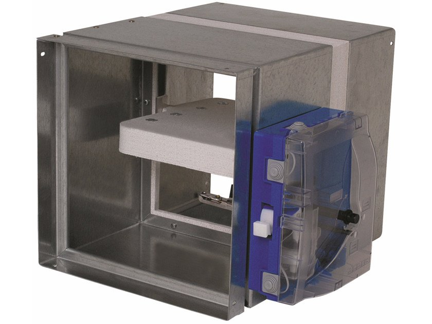 System to protect against fire penetration Rectangular ISONE+ EM - ALDES