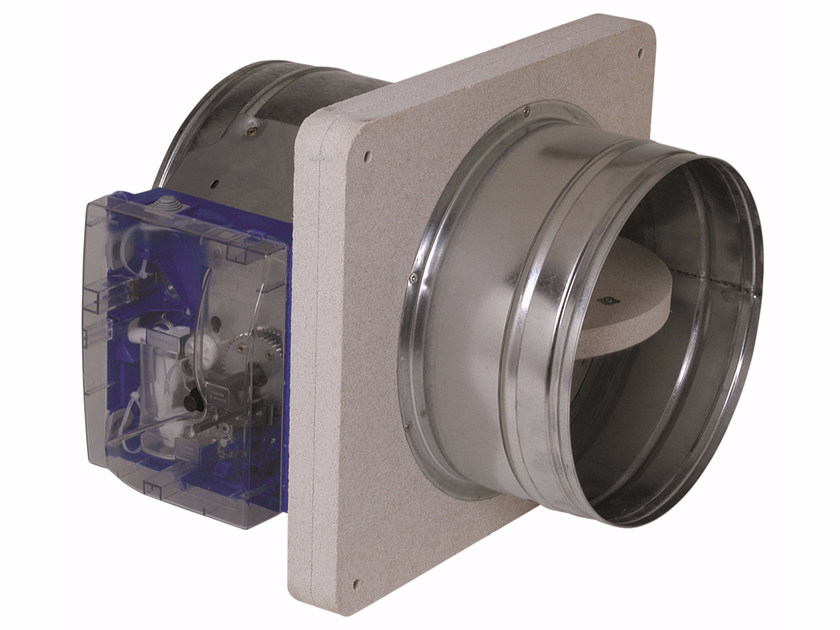 System to protect against fire penetration Circular ISONE+ AP - ALDES