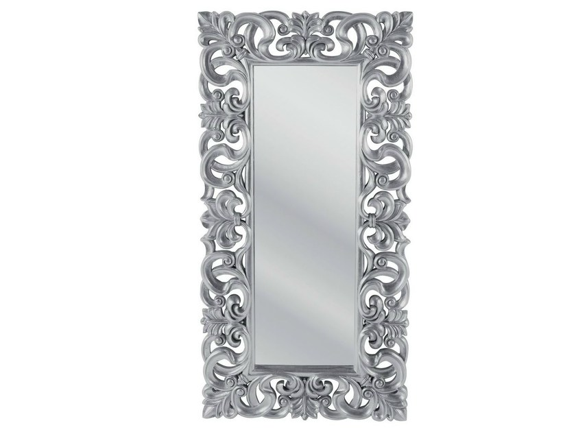 Rectangular wall-mounted framed mirror ITALIAN BAROQUE | Mirror - KARE-DESIGN