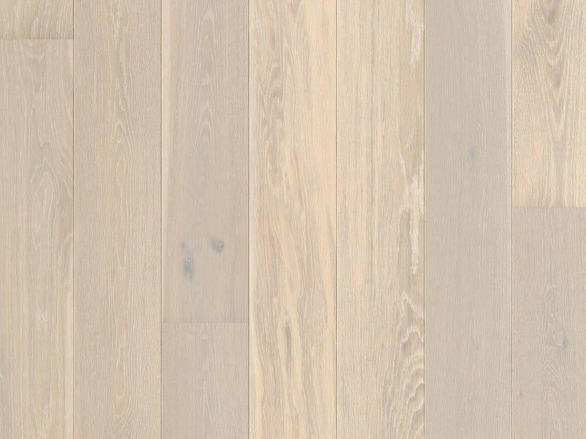 Brushed oak parquet IVORY OAK by Pergo