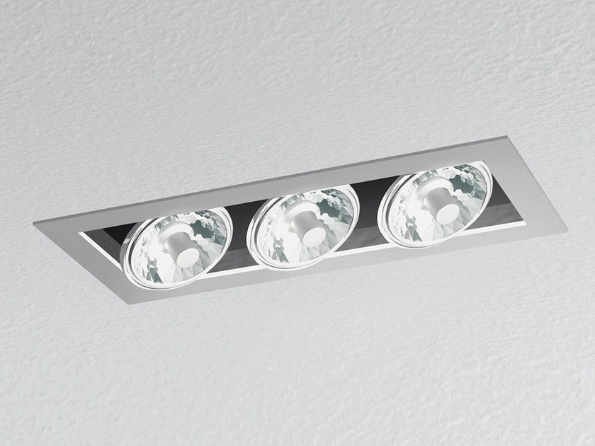 Halogen ceiling recessed spotlight JAVA HALO - Artemide