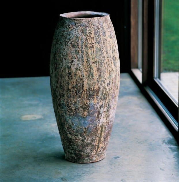 Terracotta vase JERBA VASE by Domani