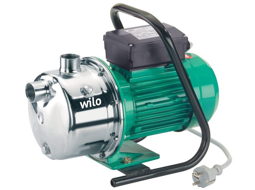 Pompa centrifuga monostadio autoaspirante JET WJ - WILO Italia