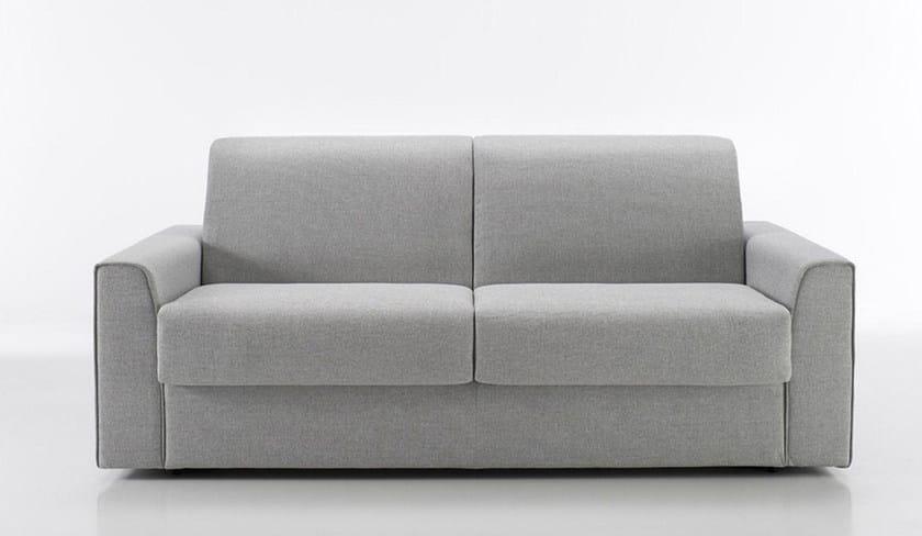 Fabric sofa bed JIM | 2 seater sofa - Felis
