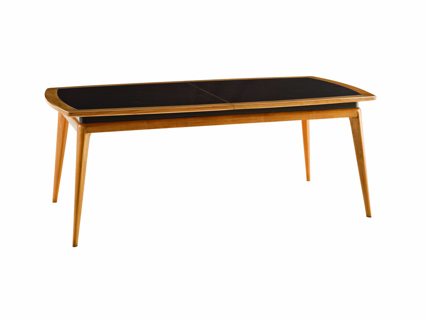 Rectangular cherry wood dining table JIM | Table - ROCHE BOBOIS
