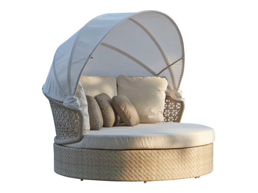 Letto da giardino in polipropilene a igloo JOURNEY 23099 - SKYLINE design