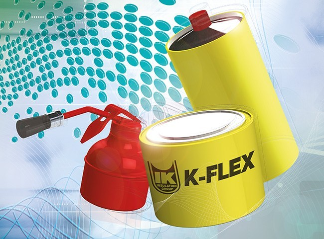 Seal and joint for insulation product K-FLEX ACCESSORI - L'Isolante K-Flex