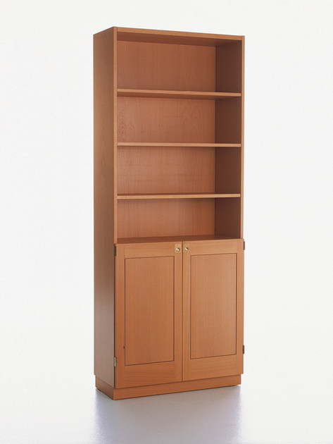 Open wooden shelving unit KA72   734 by Karl Andersson