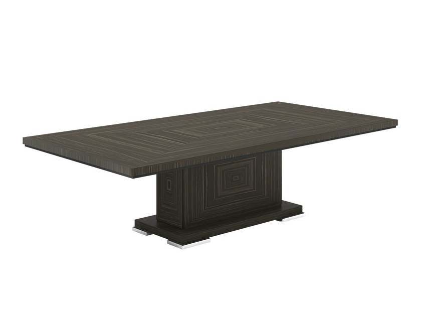 Rectangular wooden dining table KANTO - Capital Collection by Atmosphera