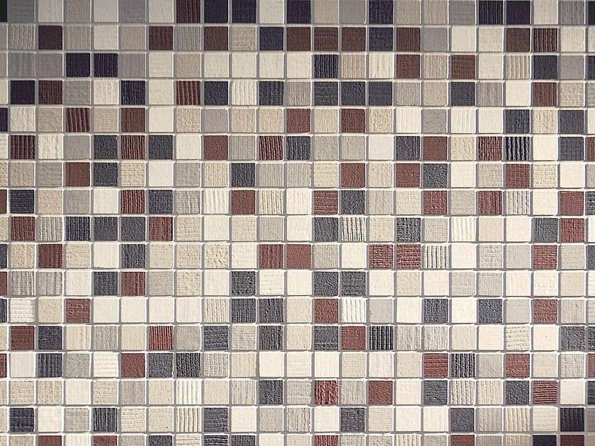 Mosaico in gres porcellanato KANVAS | Mosaico - Ceramiche Coem