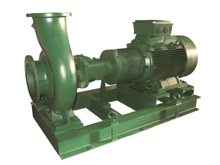 Pump and circulator KDN OVERSIZE - Dab Pumps