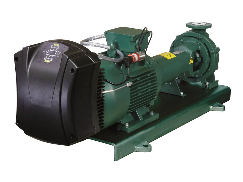 Standardisedelectronic centrifugal pump on skid KDNE WITH MCE/C - MCE/P by Dab Pumps