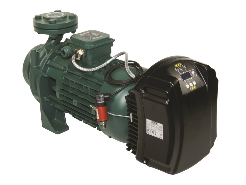 Twin impeller centrifugal pump with inverter mce/p KE TWIN IMPELLERS - Dab Pumps