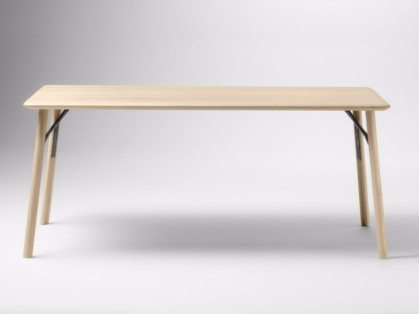 Rectangular wooden table KEA | Table by ALKI