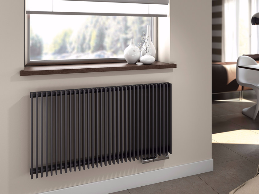 Radiatore a parete ad acqua calda per sostituzione KEIRA | Radiatore per sostituzione - CORDIVARI