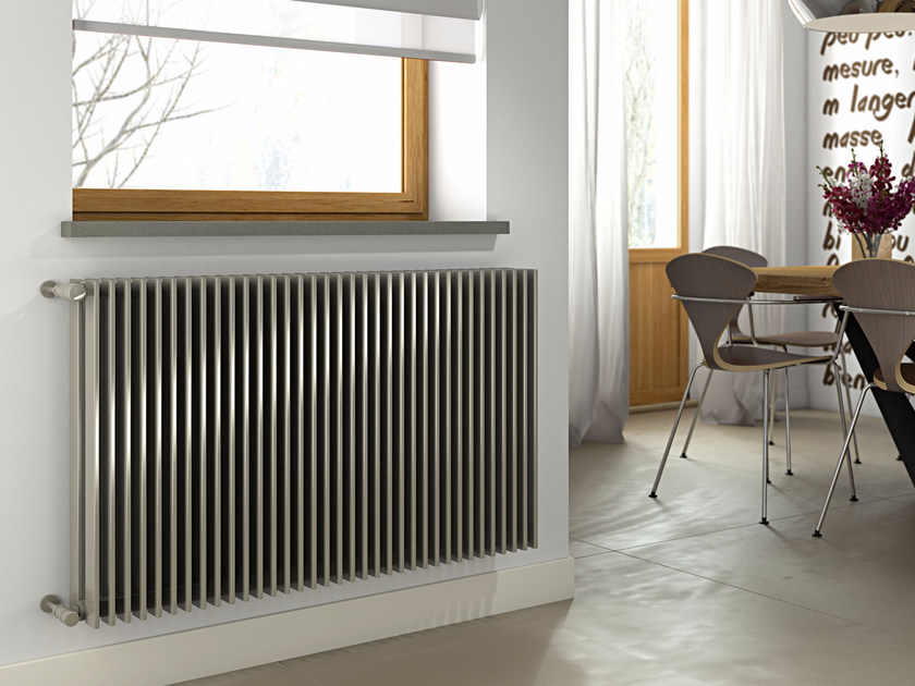 Wall-mounted hot-water radiator for replacement KEIRA TANDEM | Radiator for replacement - CORDIVARI